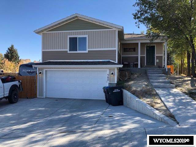 560 West Virginia Place, Green River, WY 82935 (MLS #20195953) :: Lisa Burridge & Associates Real Estate