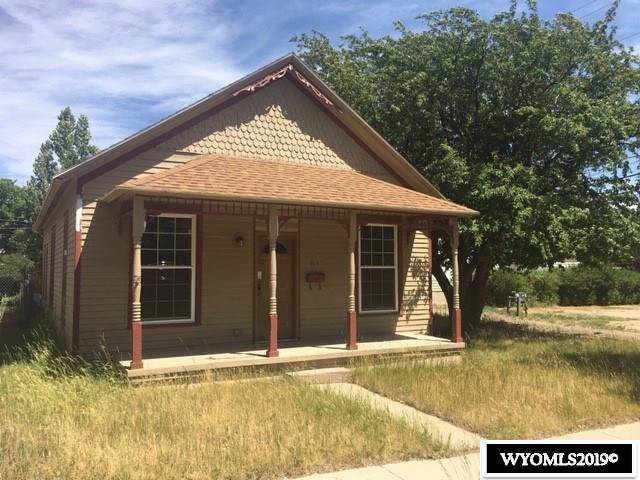 613 5th Street, Rawlins, WY 82301 (MLS #20195970) :: Lisa Burridge & Associates Real Estate