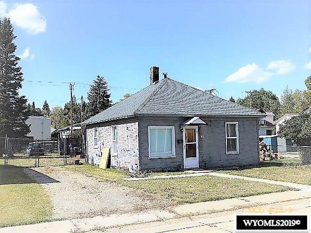 513 Lignite St., Kemmerer, WY 83101 (MLS #20196014) :: Real Estate Leaders