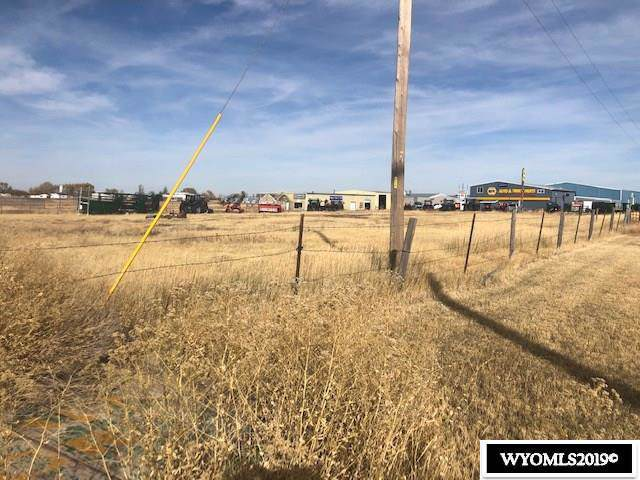 1.23 Acres Along State Highway 414, Urie, WY 82937 (MLS #20196032) :: RE/MAX The Group