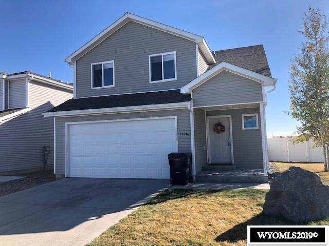 1528 Red Tail Drive, Rock Springs, WY 82901 (MLS #20196037) :: Lisa Burridge & Associates Real Estate