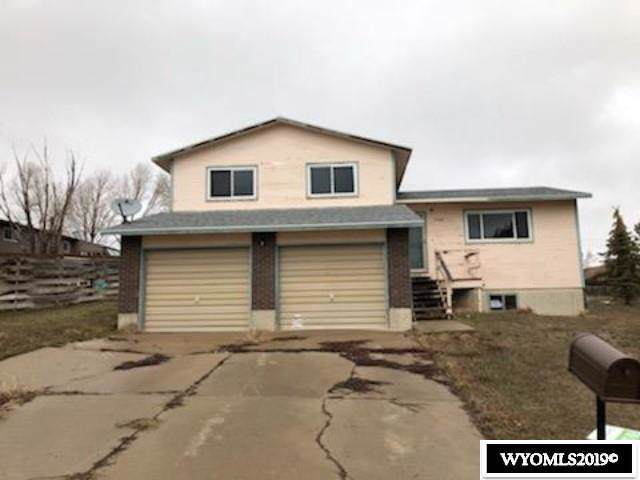 1342 Canyon Court, Kemmerer, WY 82930 (MLS #20196041) :: RE/MAX The Group