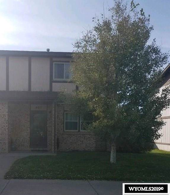 407 Albany Ave, Torrington, WY 82240 (MLS #20196044) :: RE/MAX The Group