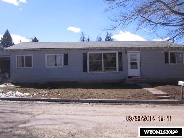 400 Mackenzie Drive, Buffalo, WY 82834 (MLS #20196070) :: Real Estate Leaders
