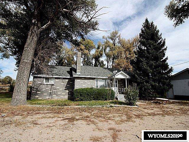 6413 Highway 92, Torrington, WY 82240 (MLS #20196081) :: RE/MAX The Group