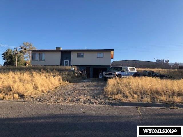 111 Cypress, Saratoga, WY 82331 (MLS #20196100) :: Lisa Burridge & Associates Real Estate