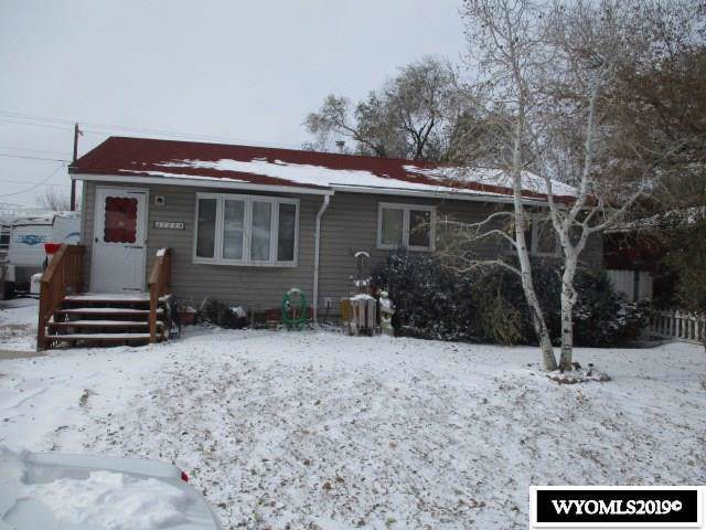 1208 Lincoln Avenue, Rock Springs, WY 82901 (MLS #20196239) :: RE/MAX The Group
