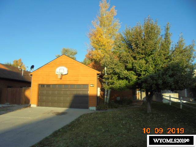 808 Burr, Rock Springs, WY 82901 (MLS #20196312) :: RE/MAX The Group