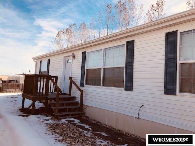 1313 Labonte, Douglas, WY 82633 (MLS #20196330) :: Real Estate Leaders