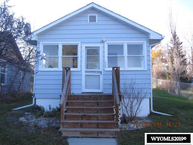 334 Western Avenue, Buffalo, WY 82834 (MLS #20196344) :: Lisa Burridge & Associates Real Estate