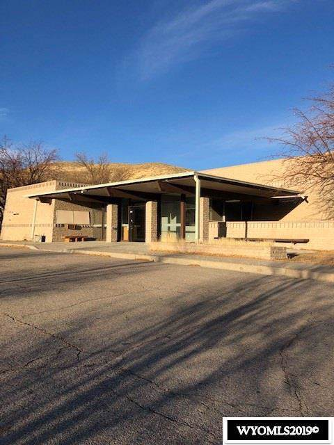 1450 Uinta Drive, Green River, WY 82935 (MLS #20196345) :: RE/MAX The Group