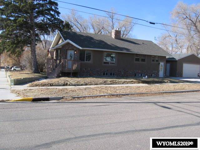 505 Blake Street, Green River, WY 82935 (MLS #20196374) :: RE/MAX The Group
