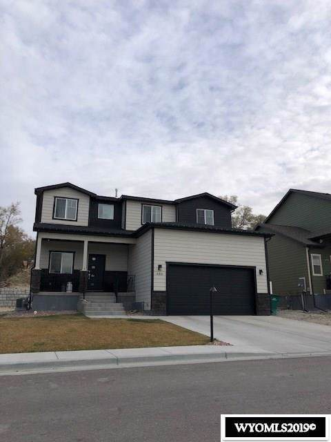 680 Lynn Court, Green River, WY 82935 (MLS #20196383) :: RE/MAX The Group