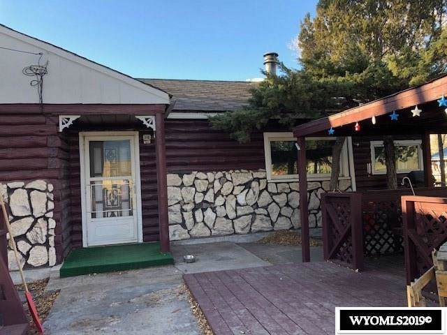 220 S 5th E Street, Green River, WY 82935 (MLS #20196401) :: Real Estate Leaders