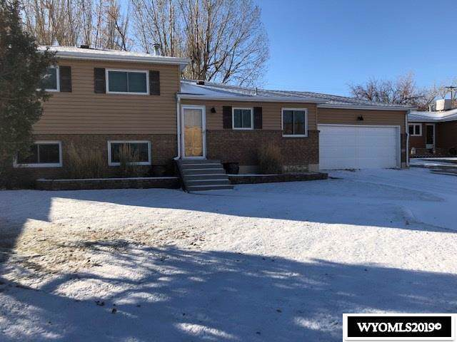 1382 James Drive, Rock Springs, WY 82901 (MLS #20196436) :: RE/MAX The Group