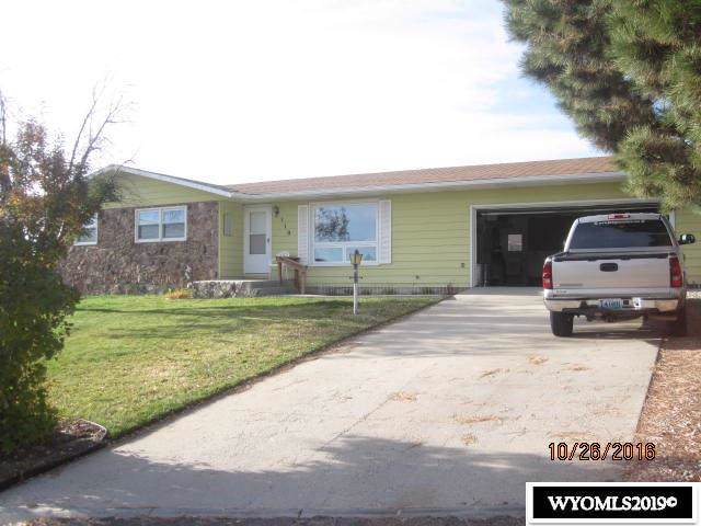 110 Norma Drive, Buffalo, WY 82834 (MLS #20196494) :: Lisa Burridge & Associates Real Estate