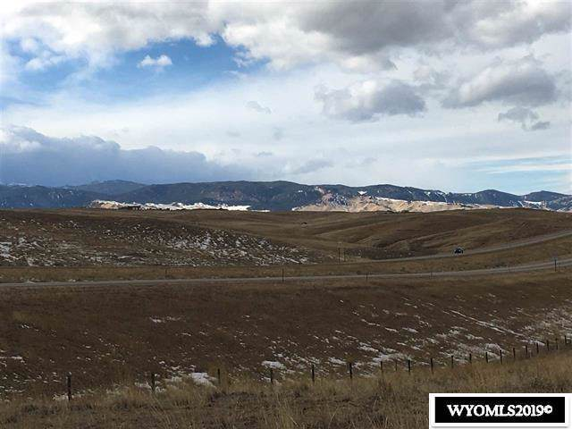 Lot 10 Monument Road, Buffalo, WY 82834 (MLS #20196630) :: Real Estate Leaders