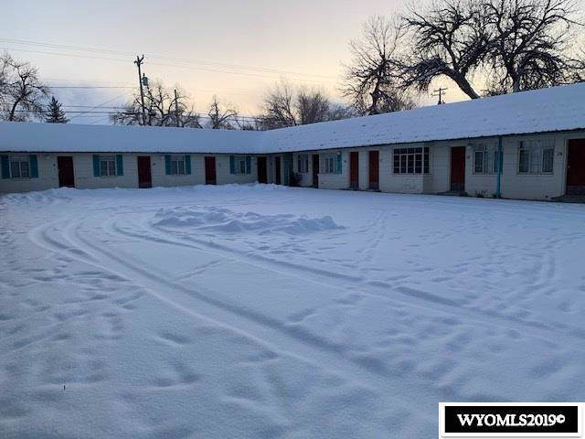 569 Main, Lander, WY 82520 (MLS #20196649) :: RE/MAX The Group