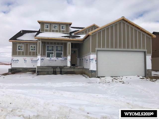 2207 Weatherby Avenue, Rock Springs, WY 82901 (MLS #20196753) :: Lisa Burridge & Associates Real Estate