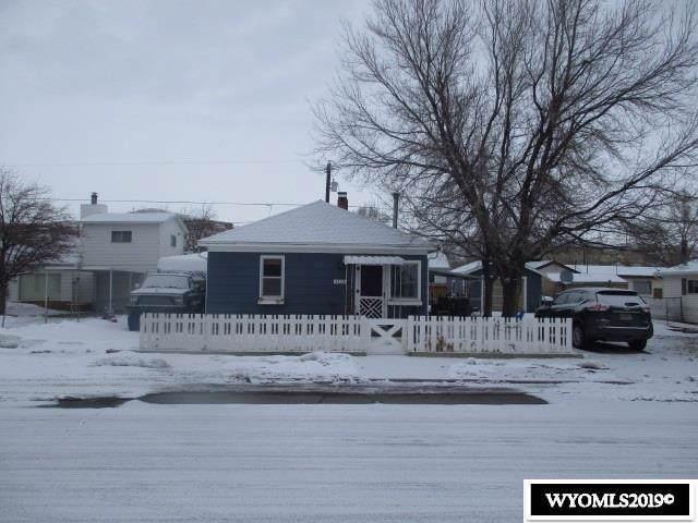1113 9th Street, Rock Springs, WY 82901 (MLS #20196755) :: Lisa Burridge & Associates Real Estate
