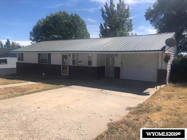 208 Heath, Rawlins, WY 82301 (MLS #20196768) :: Real Estate Leaders