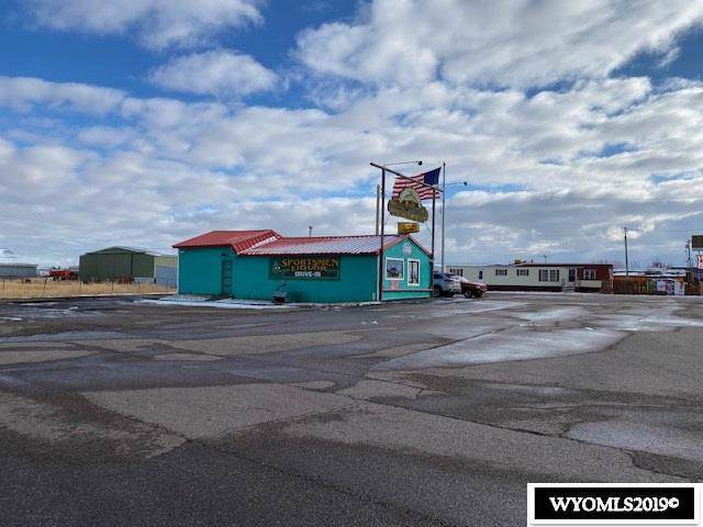 3180 State Highway 414 N, Urie, WY 82937 (MLS #20196783) :: RE/MAX The Group