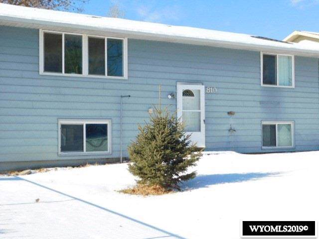 810 S 9th Street, Douglas, WY 82633 (MLS #20196784) :: Real Estate Leaders