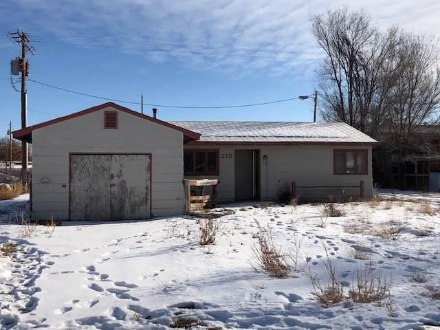 212 N 19th Street, Worland, WY 82401 (MLS #20200079) :: Lisa Burridge & Associates Real Estate