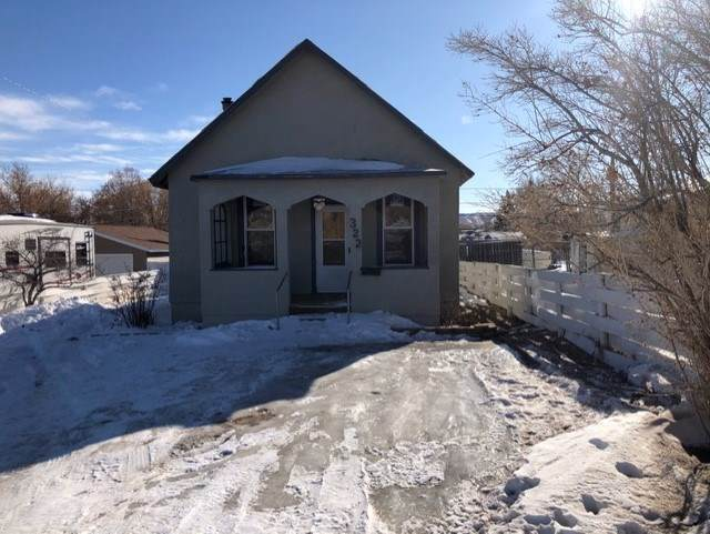 322 E Murray, Rawlins, WY 82301 (MLS #20200211) :: RE/MAX The Group