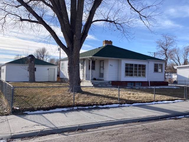 425 Wasatch, Mills, WY 82644 (MLS #20200277) :: RE/MAX The Group