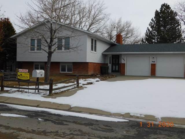 283 Bar Two Drive, Douglas, WY 82633 (MLS #20200528) :: Real Estate Leaders
