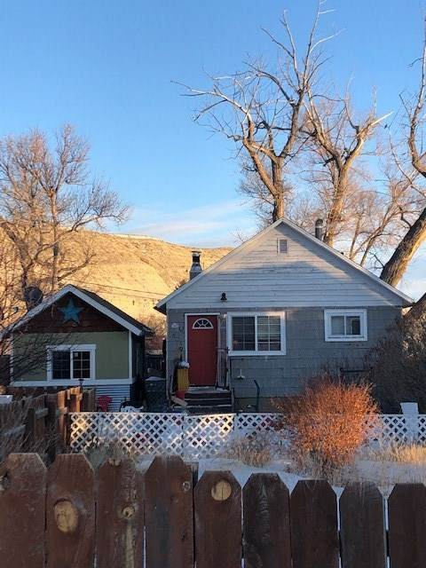 282 N 3rd  East Street, Green River, WY 82935 (MLS #20200779) :: Lisa Burridge & Associates Real Estate