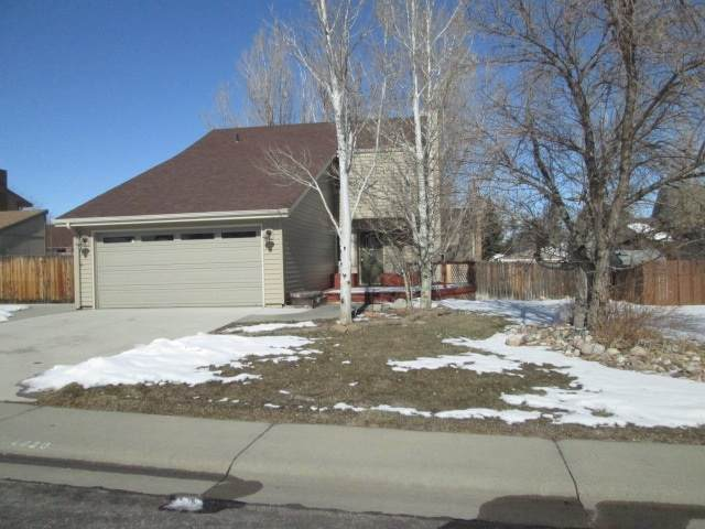 4820 E 16TH, Casper, WY 82609 (MLS #20200897) :: Lisa Burridge & Associates Real Estate