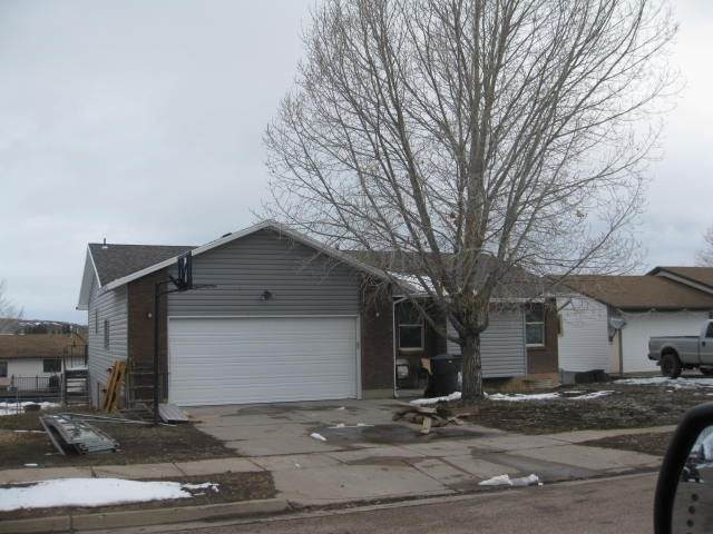 312 Emerson Avenue, Evanston, WY 82930 (MLS #20201581) :: Lisa Burridge & Associates Real Estate