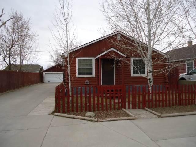 617 3rd Ave. West, Rock Springs, WY 82901 (MLS #20201612) :: Lisa Burridge & Associates Real Estate