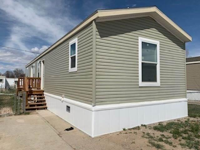 333 Washakie, Worland, WY 82401 (MLS #20202041) :: Lisa Burridge & Associates Real Estate