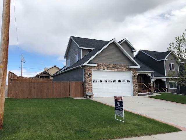 415 S Cummings Avenue, Buffalo, WY 82834 (MLS #20202436) :: Real Estate Leaders