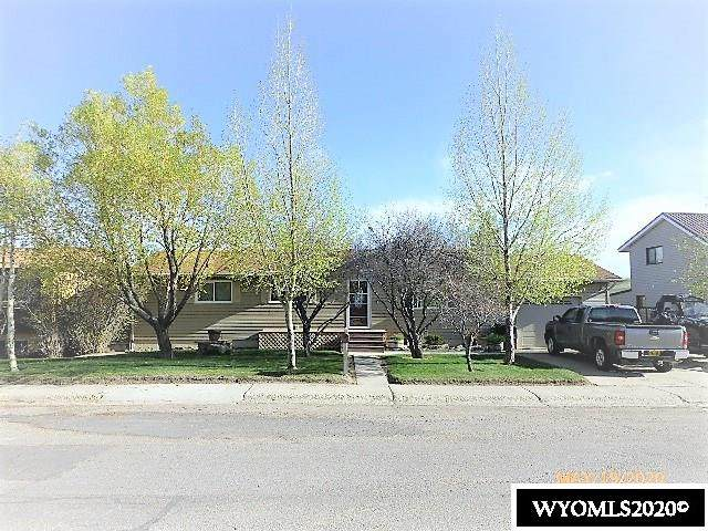 1310 Elk St, Kemmerer, WY 83101 (MLS #20202540) :: RE/MAX The Group