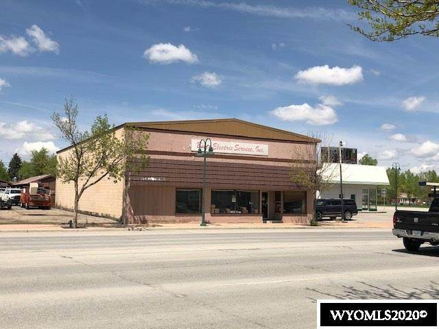 708 E Main Street, Riverton, WY 82501 (MLS #20202627) :: Lisa Burridge & Associates Real Estate