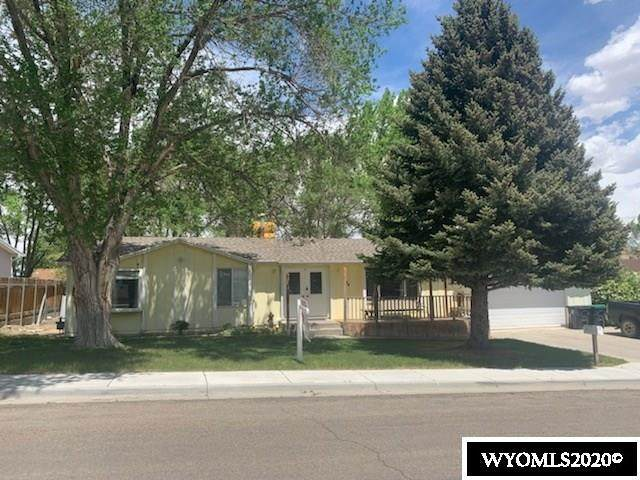 235 Crossbow Dr, Green River, WY 82935 (MLS #20202837) :: RE/MAX The Group