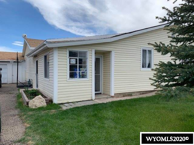 603 Tiara Court, Lyman, WY 82937 (MLS #20202902) :: RE/MAX The Group