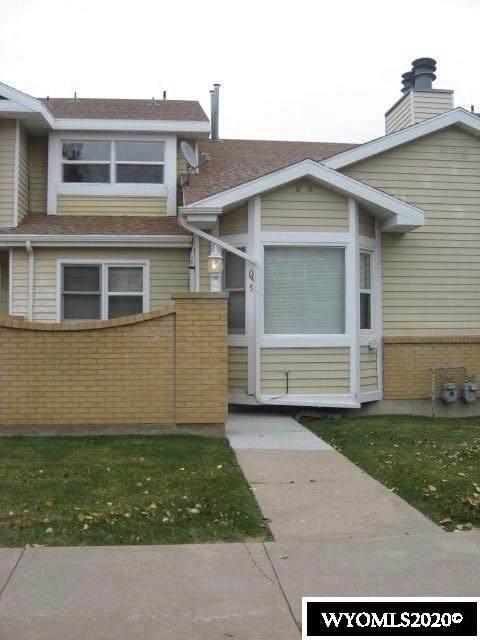 48 E Aspen Grove Q-5, Evanston, WY 82930 (MLS #20202993) :: Lisa Burridge & Associates Real Estate