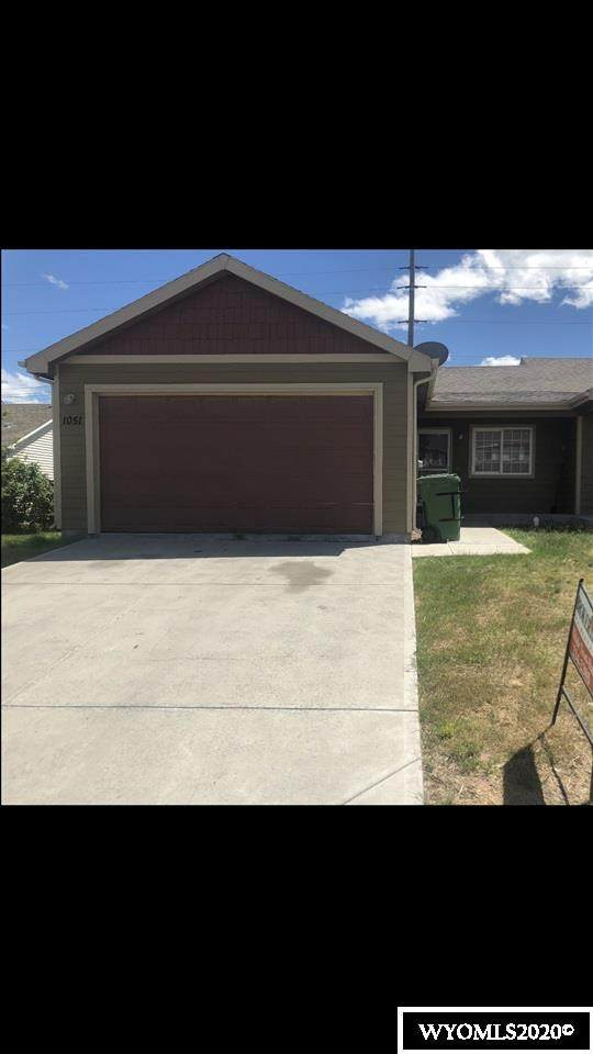 1051 Meadow Lane, Douglas, WY 82633 (MLS #20203234) :: RE/MAX The Group