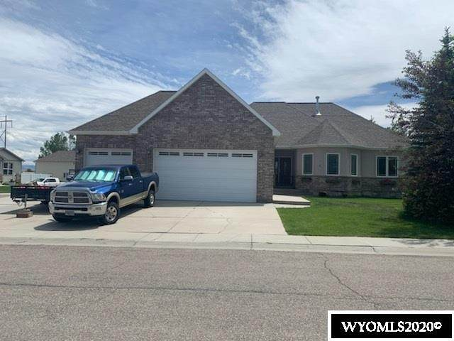 2616 Driftwood Lane, Rock Springs, WY 82901 (MLS #20203336) :: Lisa Burridge & Associates Real Estate