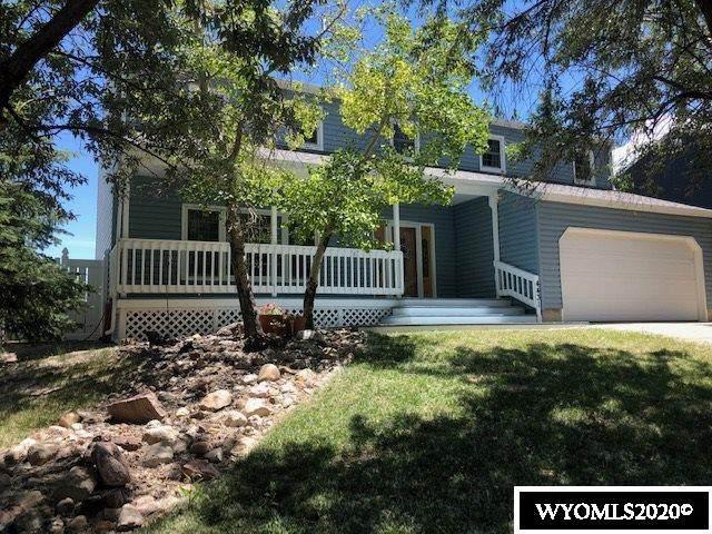 4431 S Center Street, Casper, WY 82601 (MLS #20203357) :: Lisa Burridge & Associates Real Estate