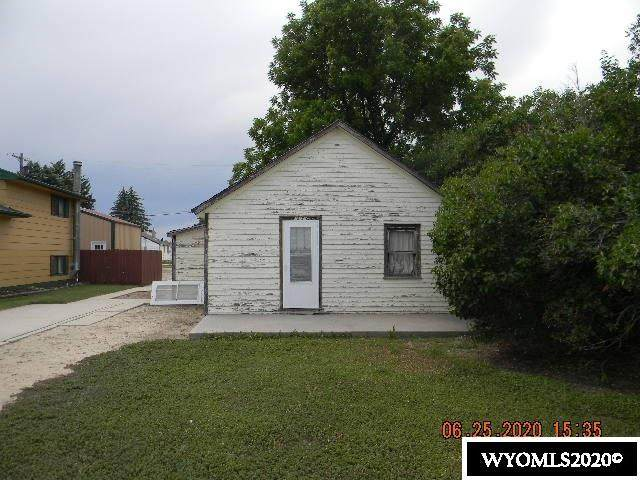 124 Connely Avenue, Lingle, WY 82223 (MLS #20203387) :: Lisa Burridge & Associates Real Estate