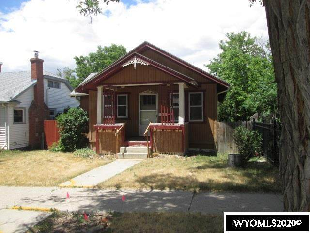 558 S Lincoln Street, Casper, WY 82601 (MLS #20203510) :: RE/MAX The Group