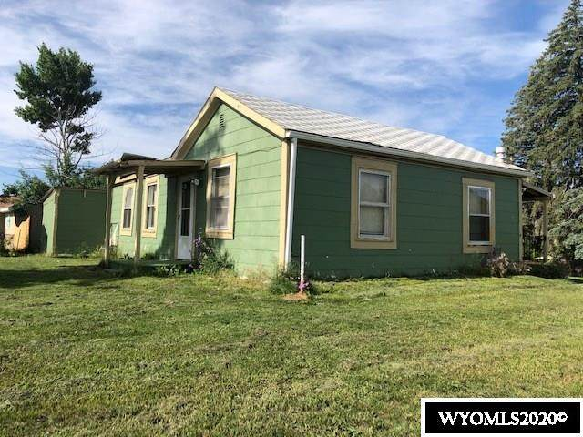 416 Western Avenue, Buffalo, WY 82834 (MLS #20203539) :: Lisa Burridge & Associates Real Estate