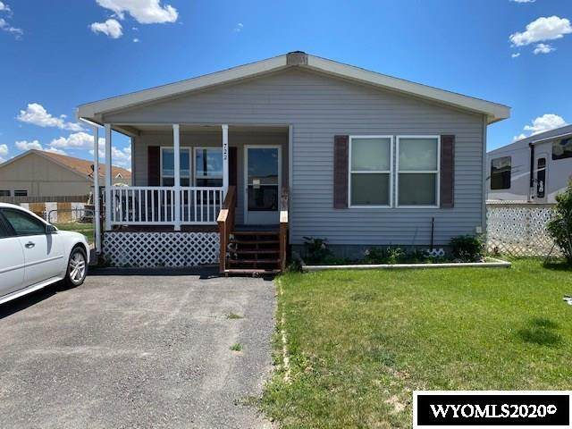 722 Ash, Rawlins, WY 82301 (MLS #20203608) :: Real Estate Leaders