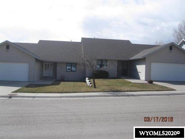 605 W Hogerson Street, Buffalo, WY 82834 (MLS #20203623) :: RE/MAX The Group